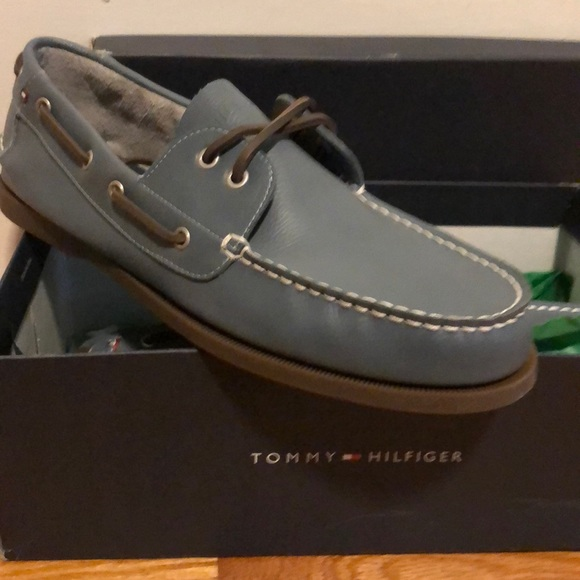 4d2922861 Men s Tommy Hilfiger Bowman Boat Shoes